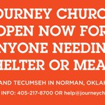We are open as a shelter! If you can help, bring blankets, water, food and help! Red Cross will be here as well. http://t.co/E4rjrjuUO3