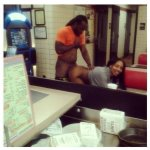 RT @BOBmarleyBACK: turning up in the waffle house 👀 http://t.co/UsukZRog77