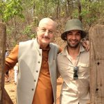 Happy to be part of @punitdmalhotra's Gori Tere Pyaar Mein. Working with Dharma Prod. after a long gap. Jai Ho.:)