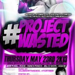 #ProjectWASTED is 2days away--->  http://t.co/DOefZVkDWv