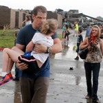 "Hero. MT""@BudKennedy:Reminiscent of iconic firefighter photo of OKC bombing, elem teachers rescue Briarwood students http://t.co/QFUJHd1Mz7"""