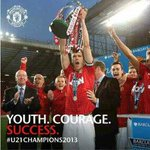 RT @UtdIndonesiaCRB: Youth, Courage, Success. #U21Champions2013 http://t.co/aFvhjKTmtx