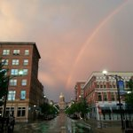 The gold (dome) at the end of the rainbow. http://t.co/fSFr2JolL0