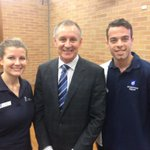 RT @jayweatherill: Just met UniSA OTs in training as part of Grace Portolesis DisabilityCare forum #ndis http://t.co/HtV7jUqVj4