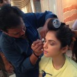 Getting readyyyyyy for shoot