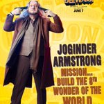 Presenting Joginder Armstrong from Yamla Pagla Deewana 2. He thinks he is a Cool Dude. Do you think so too?:)