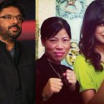 Sanjay Leela Bhansali is cautious about the Mary Kom biopic. - http://t.co/6lxKdctLKM ::