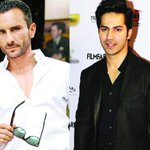 Saif picks @Varun_dvn. - http://t.co/rX7aAyCHHe ::