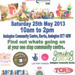 FREE Event THIS Saturday 25th May (Bank Holiday Weekend) Amington Click Pic for details.. http://t.co/osmi0xMYzJ