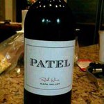 And #InOtherNews this just in from Napa Valley... Patel Wines! I want some please