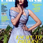 In a Christian Dior, looking like a trillion bucks, sonam turns up the heat our on filmfare  cover. Shot by r burman