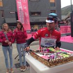 RT @cobblesandhills: Felicidades, @MarkCavendish. 28 años. http://t.co/it6B4cy5Ps vía @AleTegner