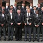 The triumphant Selborne College Military Band. http://t.co/5NZrxaSfHD
