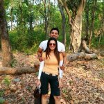 RT @Sangram_Sanjeet: Almora forest is very nice :)