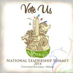 RT @MSCIA_brawijaya: Vote UB for National Leadership Summit 2014 :D @cimsaUA http://t.co/ftKMT0lT8v