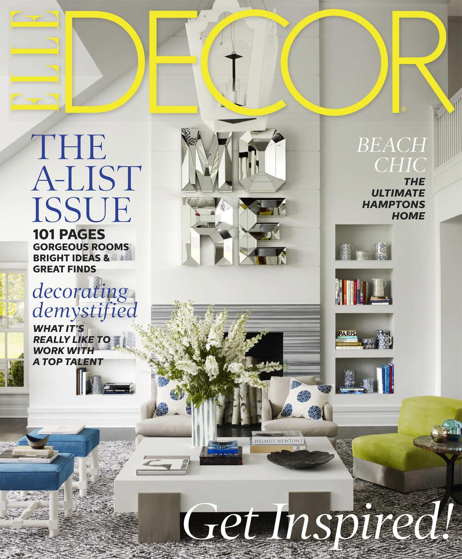 ELLE DECOR-on-newsstands-day is not a national holiday but we think it should be. Have your June issue yet? http://t.co/W9o28eJOQz