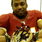 """@Redskins: #Redskins @BMeriweather31 sick gloves! #HTTR #LiveIt http://t.co/owDAu3CRlm"" I need to get me a pair of these #HTTR"