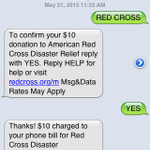 Our thoughts and prayers are with #Oklahoma! Text REDCROSS to 90999 to donate $10! Its that easy. @redcrossokc http://t.co/RYJCcAFB3D