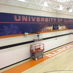 RT @IlliniHoops: Huge new graphic up on east wall at Ubben! #Illini @IlliniHoops http://t.co/QpNo33QRDA