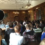 "Will there be more cowbell? ""@OxfordUnion: Fascinating discussion about the future of EDM with @arminvanbuuren http://t.co/BKzxdI4tPq"""