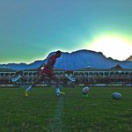 RT @QuadeCooper: Practicing today was awesome with an amazing back drop!...doesnt get much better... #TheMotherCity http://t.co/ziB5XaAdh7
