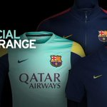 FOTO: FC Barcelona training kit season 2013-2014 [barzaboy] #BarcaPic http://t.co/HrgL2ezqcf
