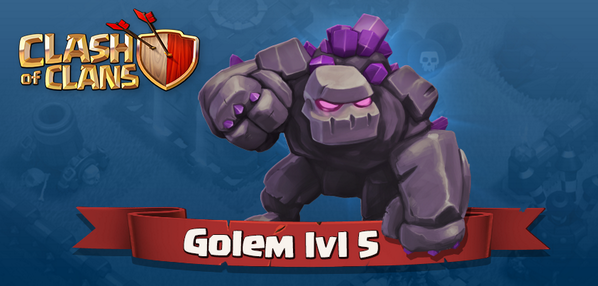 Chief, ROCK ON!!!! Soon you can summon a mighty level 5 Golem!!! http://t.co/OMRimKlkdg