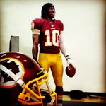 Wheres the rest of the team? Selfish too I see..RT @Redskins: #Redskins QB @RGIII all smiles at todays photo shoot! http://t.co/MSpXnr6ZGI