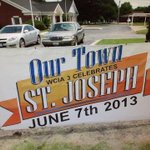 "When summer really starts. RT""@WCIANewsHoncho: St. Joe is gearing up for a great week of celebrating #OurTown. http://t.co/kqfyZ2Z8p0"""