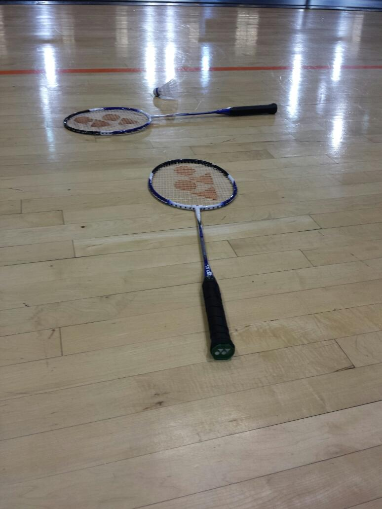 Badminton with the boys http://t.co/qMzO0P1njJ