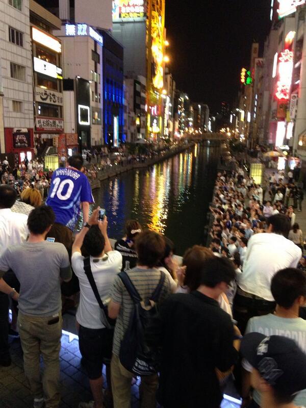 大阪 に  やっぱ 怖いの??YouTube動画>42本 ニコニコ動画>1本 ->画像>231枚