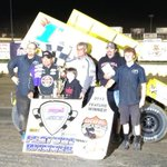 #ILP clients @mbmotorspt and @DannyLasoski in @i80speedway Victory Lane with @LucasOilASCS! http://t.co/cZUvIrDzlT