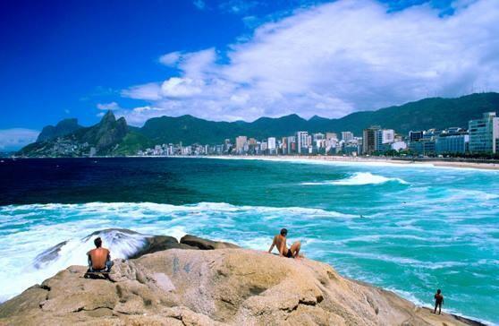 Vista de Ipanema y Leblon, en Rio de Janeiro, Brasil. #ExpoAvavit visita hoy de 3 a 8 pm Caracas, Htl Tamanaco http://t.co/QhyDSf5x0q