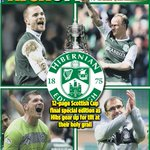 #Hibs fans dont miss todays Evening News - free cup final kick-off supplement #itstime http://t.co/RcYDX7pRaz
