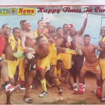 Accra Hearts of Oak Official Mouthpiece HEARTS NEWS is out today. Grab a copy near you. [Back-page picture] http://t.co/JfvqthOzaW