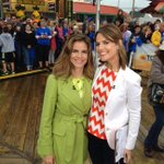 RT @MaddieRullo Live on set with @NMoralesNBC and @SavannahGuthrie at #TODAYatJerseyShore!