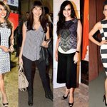 Anushka Sharma, Bipasha Basu and Dia Mirza get into the monochrome effect. - http://t.co/8aiI4LPwR5 ::
