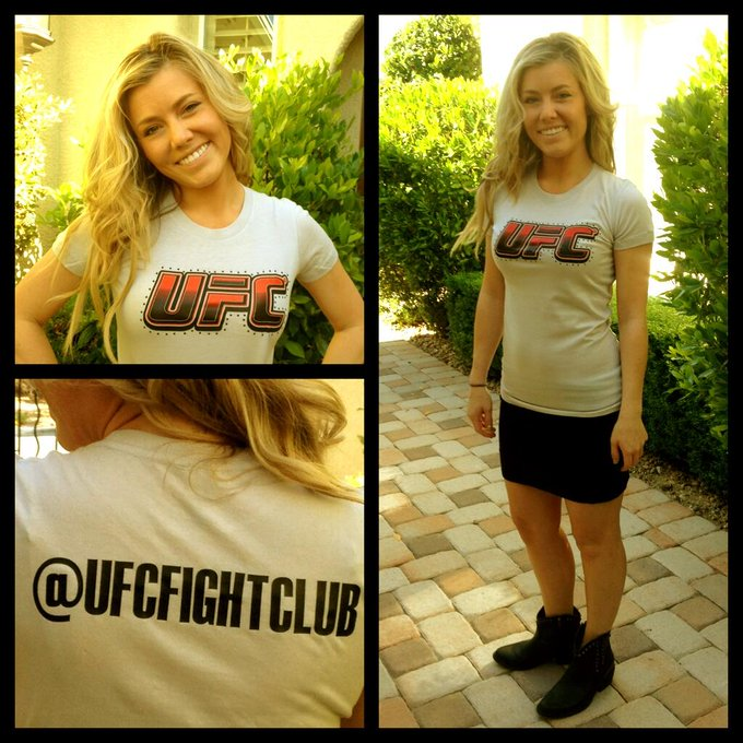 Ready4 @ufcfightclub Q&Aw/ @dc_mma ,weigh-ins&FC Party @DiablosLV w/ @THEREALPUNK #160fcparty #FightClubRules http://t.co/nlVXVEPfAa