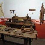 El Museo de Sito Casa Juárez, en #Oaxaca, alberga objetos relacionados con el Benemérito Don Benito Juárez García. http://t.co/pCqau39rhi