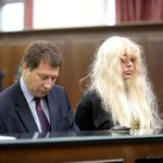 omg RT @nypost: Rough night? Amanda Bynes appears in a Manhattan court today http://t.co/oaqyRxoICq