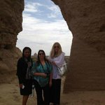 MT @uiiwp: IWP reading tour visits ancient Merv in Turkmenistan http://t.co/qVaAEYnDot