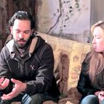 Fascinating sit down chat with @Neil_Druckmann & @TheVulcanSalute about minors, loss and survival in #TheLastOfUs http://t.co/ta4Gcbl5Da