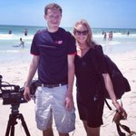 A Friday at the office with @tvinsontv... #iloveflorida http://t.co/oyAmxKvcdD