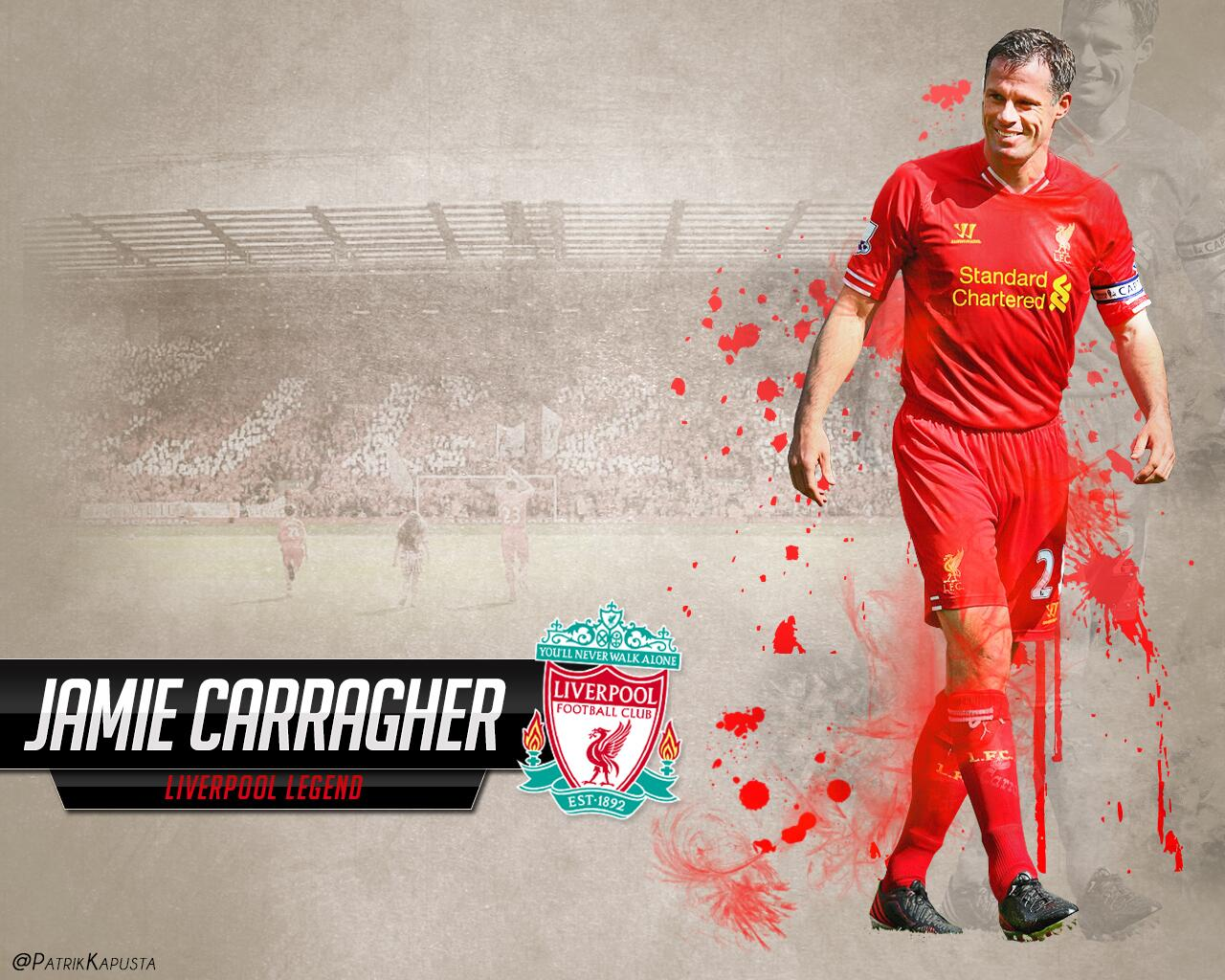 @MostarLFC please can you retweet this? I would be very happy! :-) #LFC  #ThanksCarra  #Carra  #JC23 http://t.co/7de302K9DM