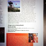 Delray is in the 2014 @randmcnally Road Atlas! Shout out to @AnnaHaasMusic & @FreshTraveler for the great write up! http://t.co/ghr1EGaXp0