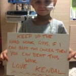 """@kendalsappeal: Please RT xxxx http://t.co/vXjfNRvWwT"" this deserves endless RTs what a brave, brave little girl"