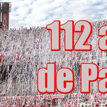 ":) RT ""@CARPoficial ¡Felices 112 Años de Pasión! #FelizCumpleRIVERPLATE http://t.co/pIIVV5zFfy"""
