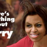 """Theres Something about Barry"" ""Michelles Hair? I found out about it from the news"".-B. Obama #ObamaScandalMovies http://t.co/SXr4AeGpw9"