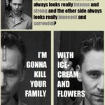 """@9GAG: Two faced Tom http://t.co/K2q8Ec4AMx"" 😳"