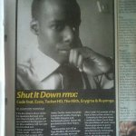 Guess who made the papers today? @TimothyCODE for #ShutItDownRemix http://t.co/nGdE2MwqbT